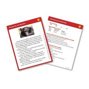 Reading Fluency Card Set, Grade 3