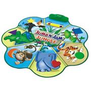 Jump 'N' Jam Jungle� Talking Floor Mat