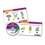 Radius Reading CD Card Sets: Alphabet Awareness