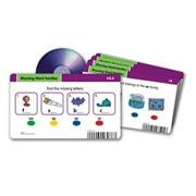 Radius Reading CD Card Sets: Rhyming Word Families