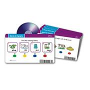 Radius Reading CD Card Sets: Blends and Digraphs