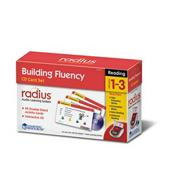 Radius Reading CD Card Sets: Reading Fluency