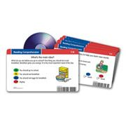 Radius Reading CD Card Sets: Reading Comprehension