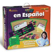 Conciencia fon�mica (Phonemic Awareness) Kit