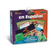 Fontica y vocabulario (Phonics &amp; Vocabulary) Kit