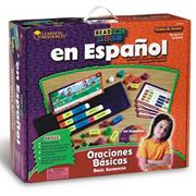 Oraciones bsicas (Basic Sentences) Kit