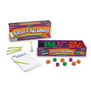 Juego de Palabras Spanish Reading Rods� Word Game