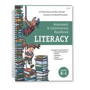 Assessment &amp; Intervention Handbooks: Literacy