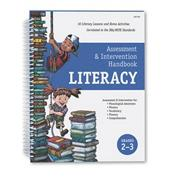Assessment & Intervention Handbooks: Literacy