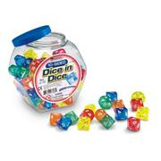 10-Sided Dice in Dice (set of 72)