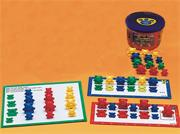 Three Bear Family Counters  (set of 80)