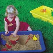 Sand Tubs  (set of 4)