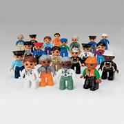 Lego� Duplo� Community World People Set, 20 pcs. (set of 20)