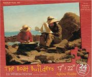 The Boat Builders Art Puzzle