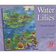 Water Lilies Art Puzzle