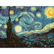 The Starry Night Art Puzzle
