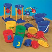 Sand &amp; Water Beach Play Set