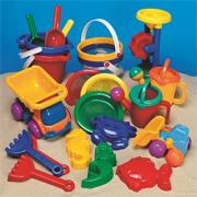Sand &amp; Water Beach Play Easy Pack
