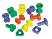 Nuts 'N Bolts, 64 pcs. (set of 64)
