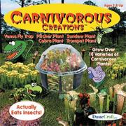 Carnivorous Creations� Plant Growing Craft Kit