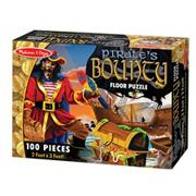 Melissa &amp; Doug Pirate&#039;s Bounty Puzzle