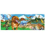 Melissa & Doug��Land of Dinosaurs Floor Puzzle
