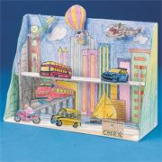 Things That Move Diorama�  (pack of 12)