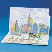 American Buildings Pop-Up Book  (pack of 6)
