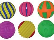 Sensory Balls (set of 6)
