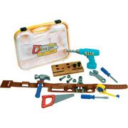 Pretend &amp; Play Workbelt Tool Set