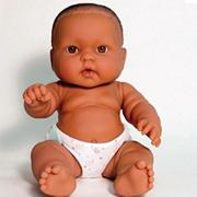 Lots of Love� Baby Doll, African American