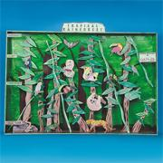 Rainforest Class Size Group Dioramas� (pack of 3)