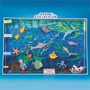 Ocean Class Size Group Dioramas� (pack of 3)