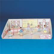 School Days Interactive Dioramas (pack of 6)