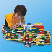 Lego� Bricks Set (set of 884)