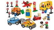 LegoDuplo Vehicles Set (set of 56)