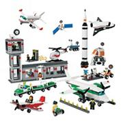 Lego� Space and Airport Set (set of 1176)