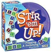 Stir &#039;em Up Crossword Game