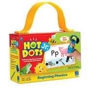 Hot Dots� Jr. Phonics Card Set