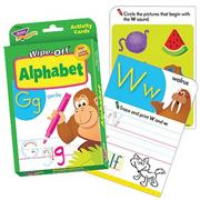 Wipe-Off Alphabet Activity Cards (set of 32)