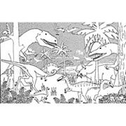 Dinosaurs Learning Wall�
