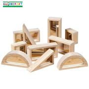 Guidecraft� Mirrored Block Set