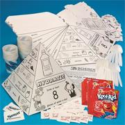 Science Adventures� The Food Pyramid Kit for 24
