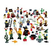 Lego Fairytale and Historic Mini Figures (set of 22)