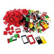 Lego��Doors Windows and Roof Tiles Set (set of 278)