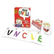 Say Uncle Card Game