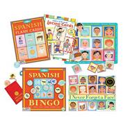 Multicultural/Spanish Game Set