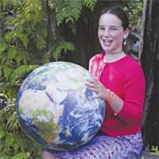 "EarthBall 16"" Globe"
