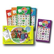 MyPlate Food Bingo Game