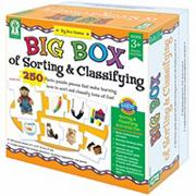 Big Box of Sorting and Classifying Photo Puzzles